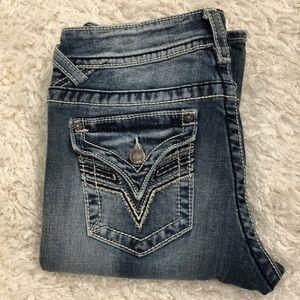 Vigoss Jeans BootCut Denim Jeans Size 4